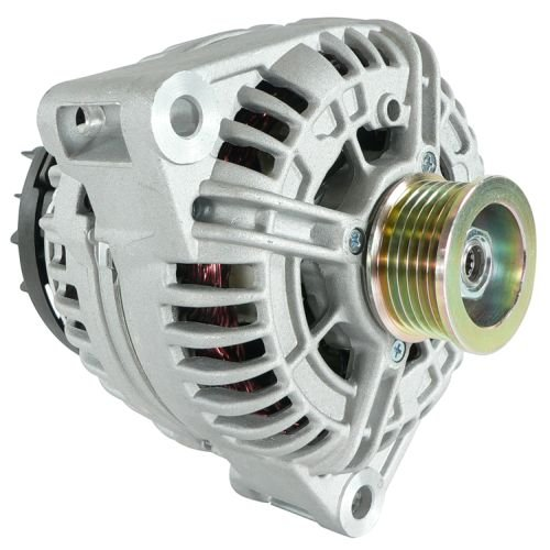 DB Electrical ABO0250 New Alternator For Mercedes Benz 5.0L 5.0 4.3L 4.3 5.4L 5.4 3.2L 3.2 3.7L 3.7 5.5L 5.5 Cl Clk E G S Sl Slr Mclaren Class 02 03 04 05 06 07 08 09 2002 2003 2004 2005 2006 2007 ()