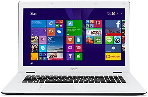 Acer Aspire E5-573-389L - Portátil de 15.6 HD (Procesador Intel Core i3 4005, 4 GB RAM, 500 GB HDD, Windows 8)  -Teclado QWERTY Español