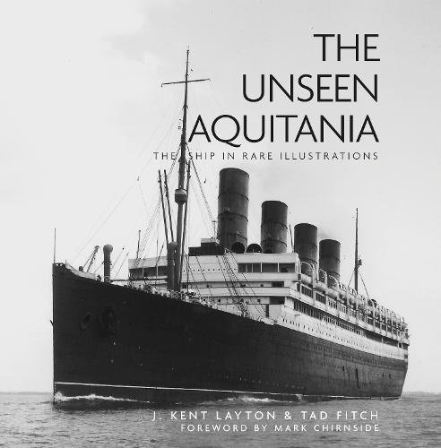 The Unseen Aquitania: The Ship In Rare Illustrations