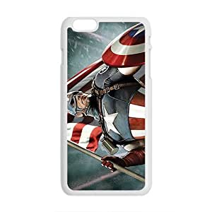 America Captain Phone Case Cover For Apple Iphone 6 4.7 Inch