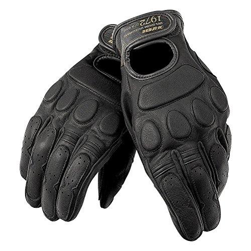 Dainese Blackjack Gloves Black/Black XXL (Blackjack Leather Gloves)