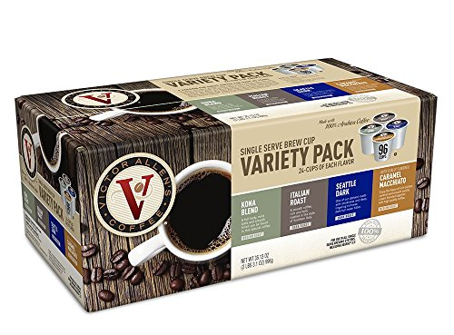 Victor Allen Coffee Variety Pack, 96 Count Only $22.49 Only 23¢ Per K-Cup!