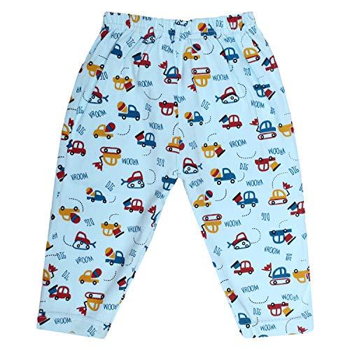 Superminis Unisex Dark Colors Cotton Pyjama/Legging Bottom/Lowers for Toddlers/Kids, Multicolor