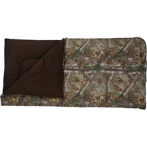 Ozark REALTREE Degree Canvas Sleeping