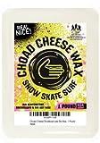 Choad Cheese Snowboard and Ski All Temp Hot Wax- 1 Pound