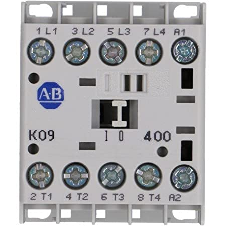 contattore allen-bradley K09 9 a 400 V 4 kw Cod. 1354001: Amazon.es
