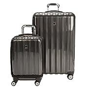 DELSEY Paris Helium Aero Hardside Expandable Luggage with Spinner Wheels, Brushed Charcoal, 2-Piece Set (19/29)