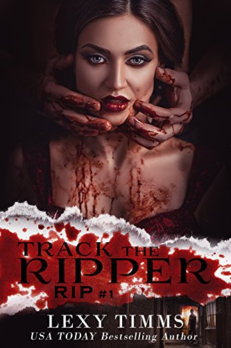 Track the Ripper: Murder Mystery Paranormal Romance (RIP Series Book 1)