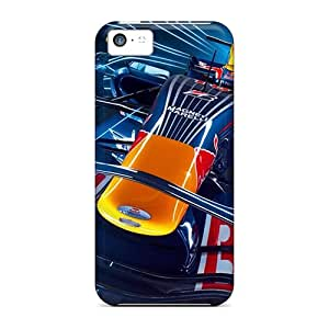 Protection Cases For Iphone 5c / Cases Covers For Iphone(racing Wall)