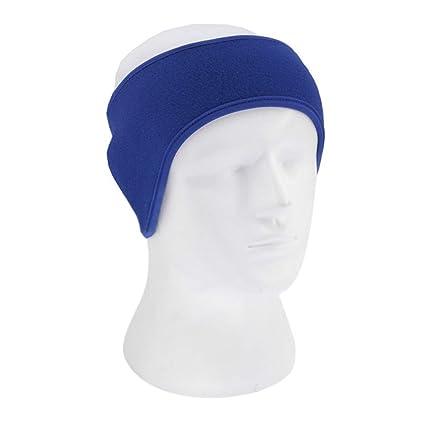 Premium Quality Unisex Running Headband Ear Warmer Men Women Fleece Ear Muff Winter Headband