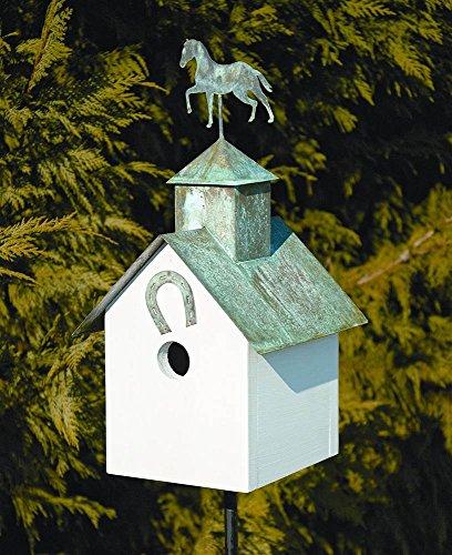 Heartwood 142D Horse Heaven Decorative Bird House