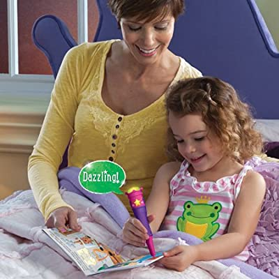 Educational Insights Hot Dots Jr. Princess Fairy Tales, Early Learning Activities Develop Reading Readiness, Ages 3 and Up: Toys & Games
