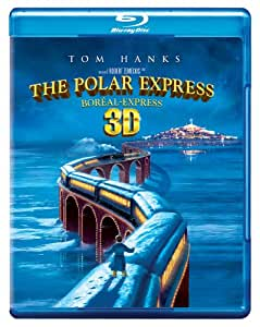The Polar Express [Blu-ray 3D] (Bilingual)