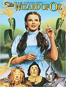 Book The Wizard of Oz (Movie Selections): Piano/Vocal/Chords by E.Y. Harburg (1979-01-01)