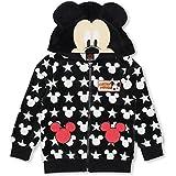 ベビードール ディズニー なりきりジップボアパーカー 子供服 DISNEY Collection 120cm ミッキー