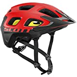 Cheap Scott Vivo Plus Helmet Red Flash/Black, M