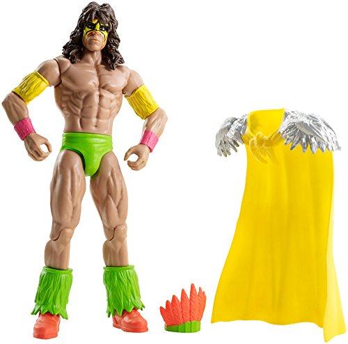 WWE Create A Superstar Ultimate Warrior Figure (Super Warrior compare prices)