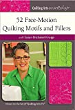52 Free-Motion Quilting Motifs and Fillers