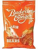 Australian - Buderim Ginger - Ginger Bears 190g Bag