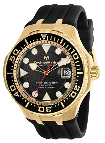 (Technomarine TM-118086 Men's Blue Reef Automatic Watch)