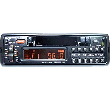 Autoradio-Casete para Coche PIONEER KEH-P6000 RDS: Amazon.es: Electrónica