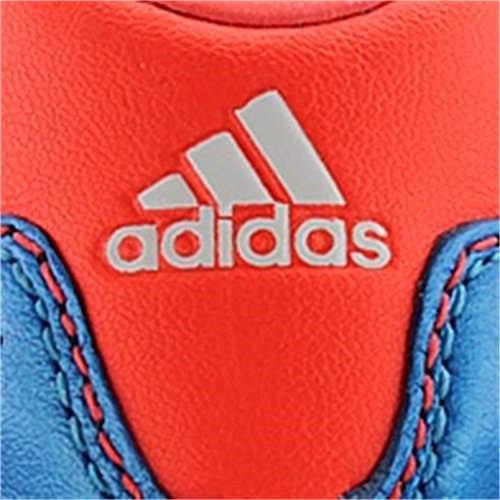Adidas adipure 11Pro XTRX SG botas de fútbol de piel con tacos, color azul - G60015 Azul