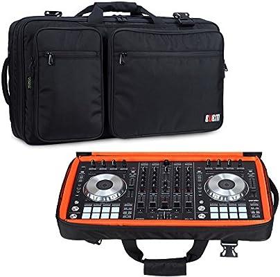 BUBM Padded Carrying Case Bag Backpack For Pioneer DDJ-1000 DJ Controller
