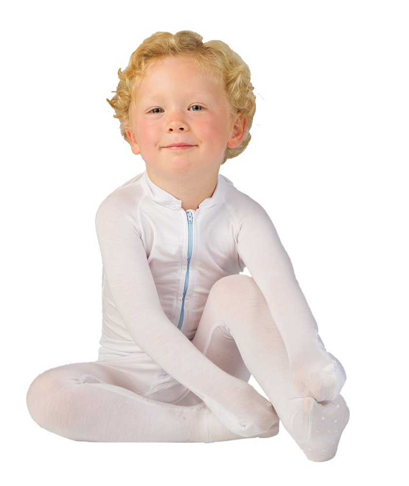 Wrap-E-Soothe Eczema Clothing, Tencel Body Suit for Toddlers (3 Years)