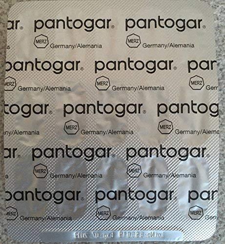 Pantogar - Tratamiento específico para Cabello y uñas (90 cápsulas, 1 Caja): Amazon.es: Hogar