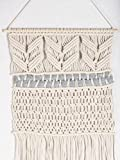 RawyalCrafts Handmade Macrame Wall Hanging- Woven