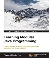 Learning Modular Java Programming Front Cover