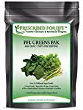 Greens Pak - Super Food & Vegetable Blend with Antioxidants & Phytonutrients ING: Organic Powder, 55 lb