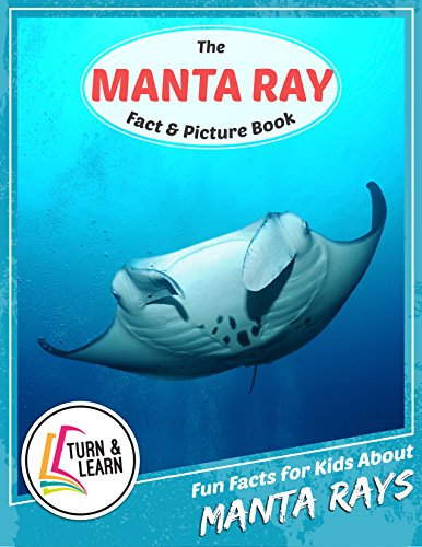 The Manta Ray Fact and Picture Book: Fun Facts for Kids About Manta Rays (Turn and - Ray Ray Pictures Of