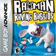 Rayman Raving Rabbids - Game Boy Advance