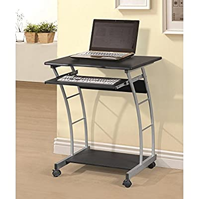 Home Source Industries Computer Cart with Casters