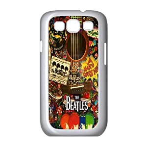 FOR Samsung Galaxy S3 -(DXJ PHONE CASE)-The Beatles Music Band-PATTERN 18