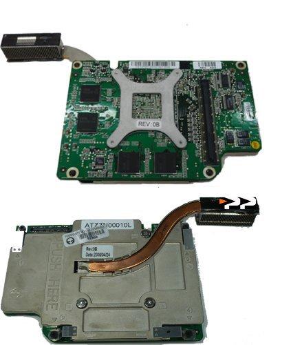 DELL tarjeta VGA para ordenador portátil, nVidia Quadro fx1400 m jf987 – 256 MB para