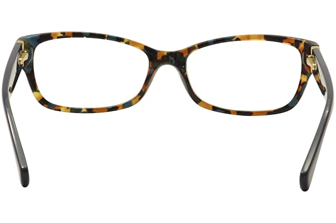 b3ad94f7ca Coach Women s HC6078 Eyeglasses Black Ivory Wild Beast 52mm at Amazon  Women s Clothing store