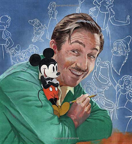 Walt's Imagination: The Life of Walt Disney (Big Words)