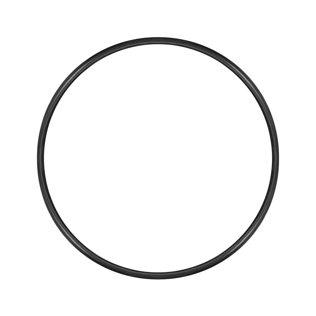 7mm OD Round Seal Gasket Pack of 20 uxcell O-Rings Nitrile Rubber 5mm Inner Diameter 1mm Width