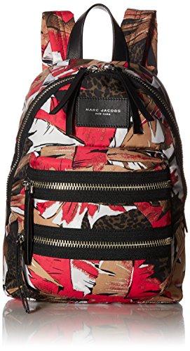 Marc Jacobs Women's Palm Printed Biker Mini Backpack - Pi...