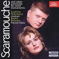 Scaramouche / Concertos pour instruments à vent [Import anglais]