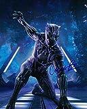 #5: Chadwick Boseman (Black Panther) signed 8x10 photo