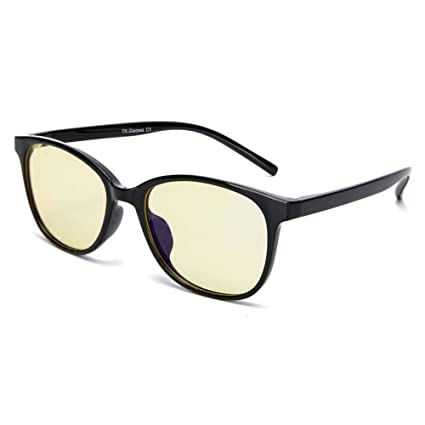 7d360b005a Buy YJWB YJWB computer glasses anti-glare fatigue and dry eye readers  harmful blue eyes protection Online at Low Prices in India - Amazon.in