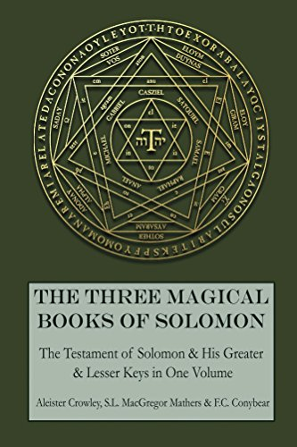 The three magical books of solomon kindle edition by sl the three magical books of solomon by mathers sl macgregor conybear fc fandeluxe