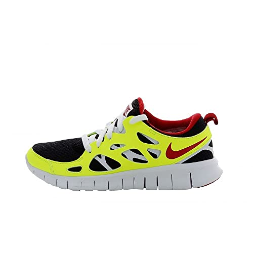 sale retailer ff005 7661d nike free run 2 (GS) running trainers 443742 sneakers shoes (uk 6 us