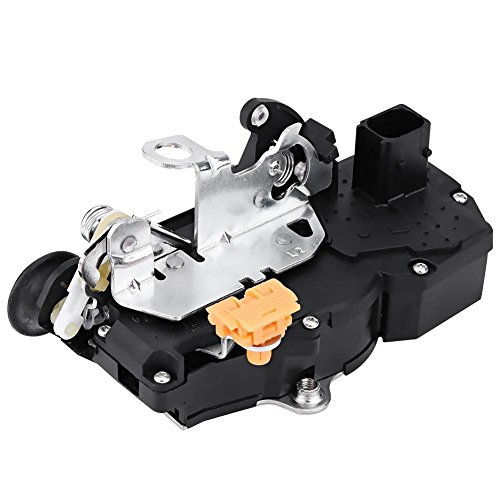 931-303 Door Lock Actuator Motor Assembly with Integrated Latch Front Left Driver Side for 2007-2009 Cadillac Escalade Chevrolet Tahoe Silverado Suburban Avalanche GMC Sierra Yukon