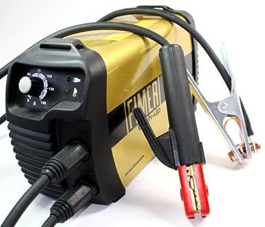 Fimer T152 soldadura inverter profesional de edición de 155 A Electrodos de MMA-Inverter + automático de casco y 4 M de cable: Amazon.es: Industria, ...