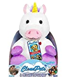 CloudPets 12in Talking Unicorn - The Huggable Pet to Keep in Touch Through the Cloud, Recordable Stuffed Animal