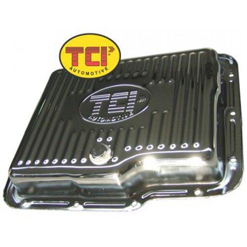 TCI Automotive 528311 P/G Stock Steel Trans Pan